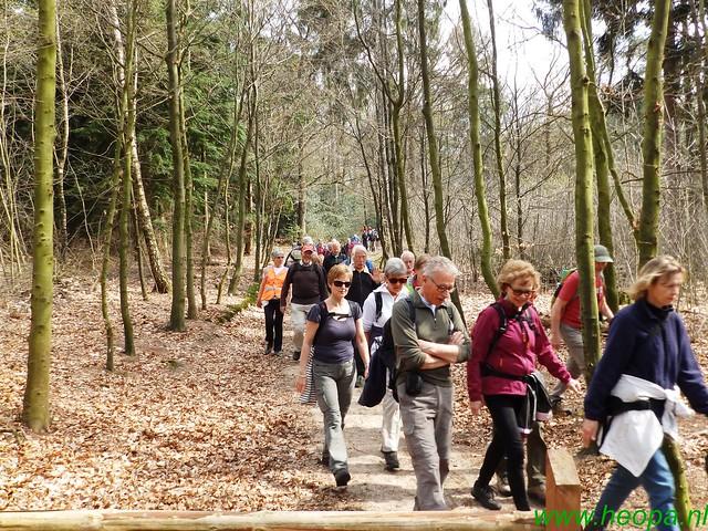 2016-04-12         2 daagse Lunteren      1e dag  25 Km  (136)