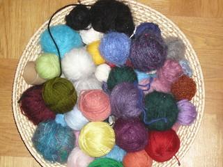 wool bowl | by keibr