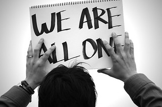 we are all one | by j3ssl33