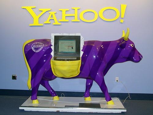 The Yahoo! Cow | by Franco Folini