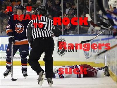power suck Why rangers