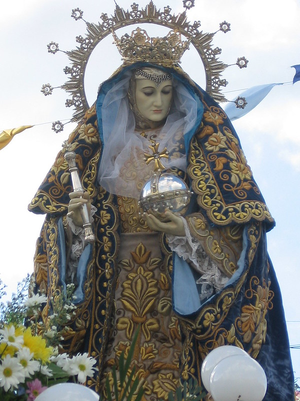 Queen Of Heaven and Earth