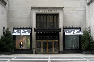 NYC: Saks Fifth Avenue   by wallyg