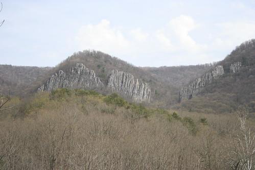 mountains rock petersburg wv westvirginia formations morefield
