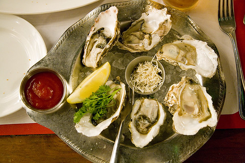 Oyster Combination Plate | by pointnshoot