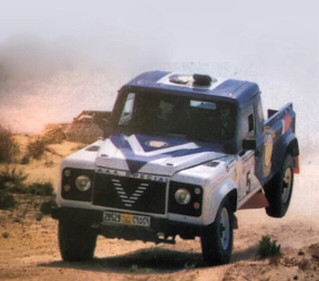 UAE Driver's Khalifa Almutaiwei WINNER OF THE FIA WORLD CUP FOR CROSS COUNTRY RALLIES 2004 - 2012