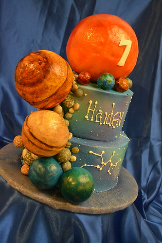 Birthday Cake | by How Sweet It Is Cakes