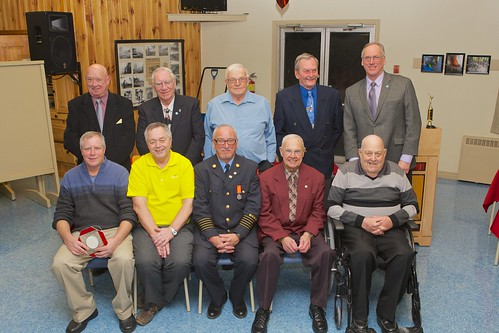 Veterans February 2016 | by digby fire dept