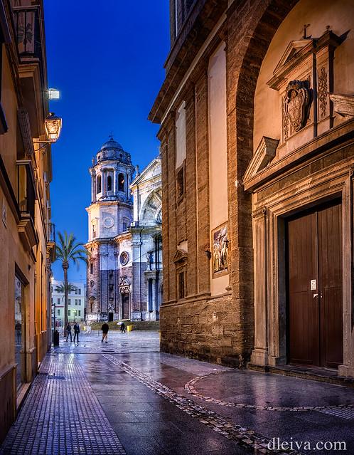 Catedral de Cadiz, Andalucía, España