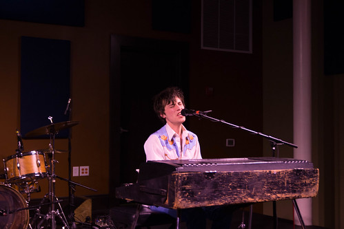 Max Jury Live at Daytrotter 4/21/16 | by playbsides