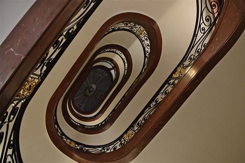 brussels bruxelles escalera staircase escada unprobableview manuelmiragodinho