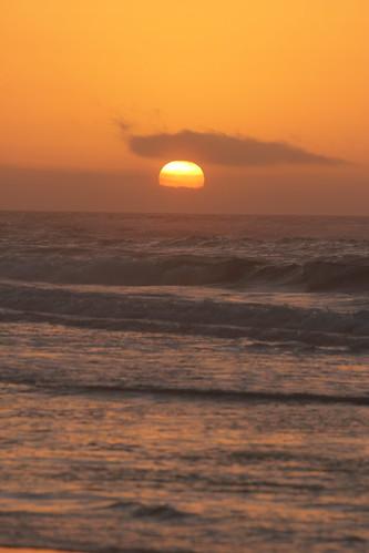 ocean sunrise mexico gulf florida destin