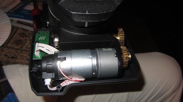 IMG_6708 Celestron Advanced VX motor