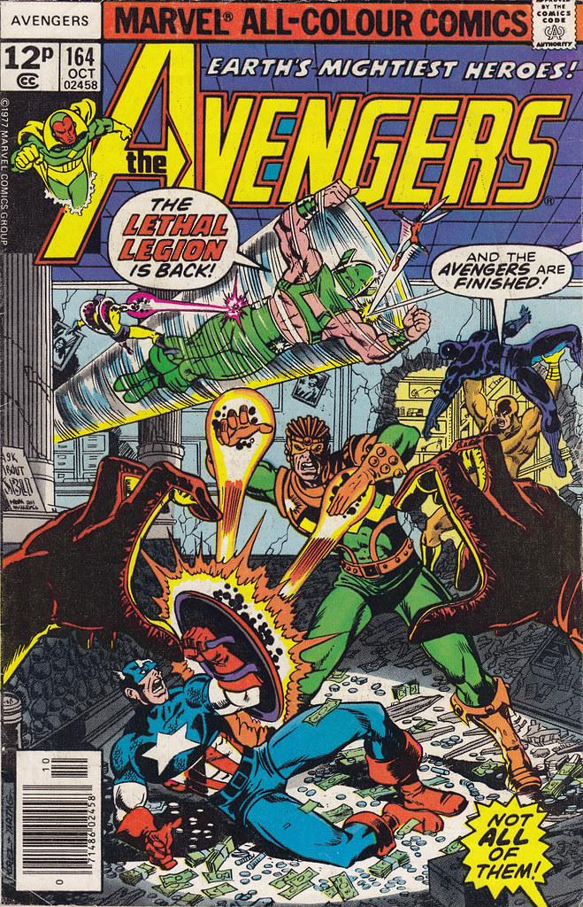 Avengers Richtige Reihenfolge