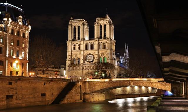 Cathédrale Notre-Dame Paris France