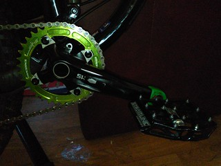2014 Trek fuel ex 7-upgraded to 1x11 11-42Tx36T Race Face Narrow Wide | by mtbboy1993