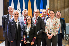 Fairbanks SAO - Kingdom of Denmark Group Photo