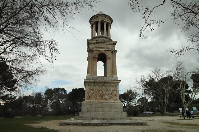 Mausoleo de Glanum