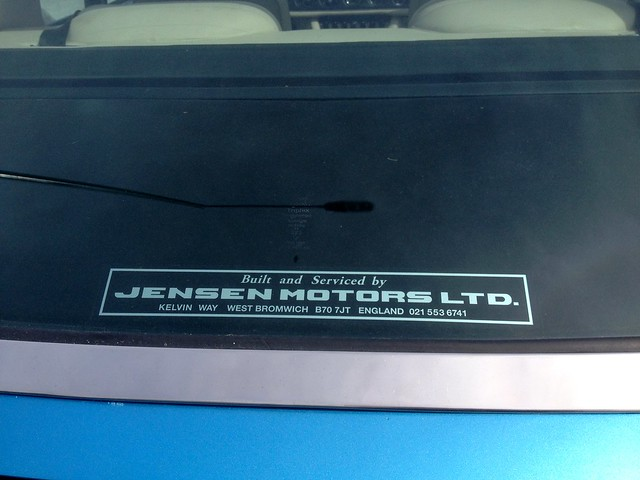 Jensen Interceptor III