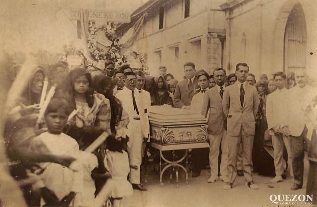 Manuel L. Quezon circa 1920's