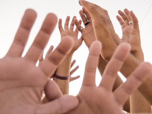 Freedom hands | by DFID - UK Department for International Development