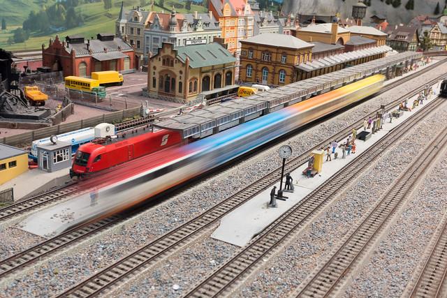Fort Victoria Model Railway - DSC00258