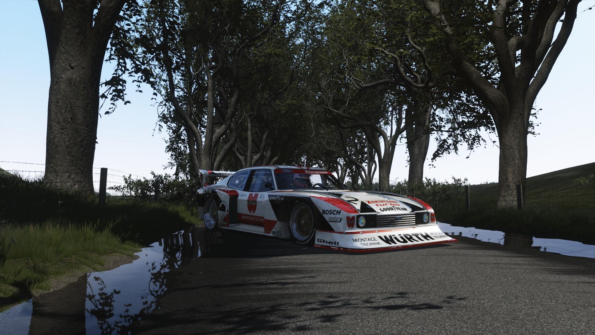ZakSpeed Ford Capri Turbo