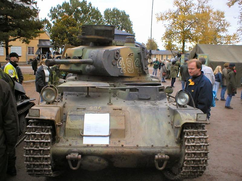 Strv M40 1