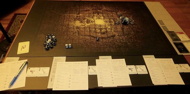 Best Cooperative Board Games Kingdom Death Monster