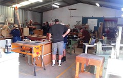 Willos Mens Shed at Willaston (4)