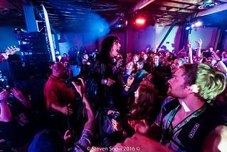 Luke Spillar - The Struts - Bud Light Factory - SXSW 2016   by Steven Snow