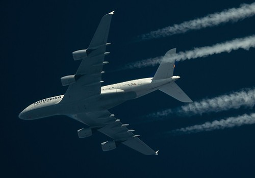 Lufthansa Airbus A380 D-AIMF | by Mike (Radiostationx)