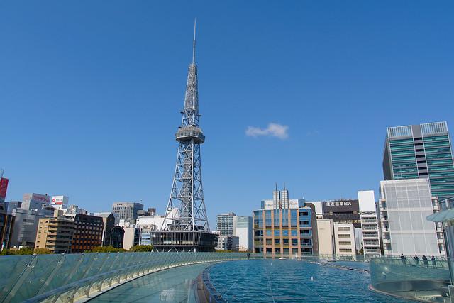 Oasis 21 / Nagoya TV Tower (2016)