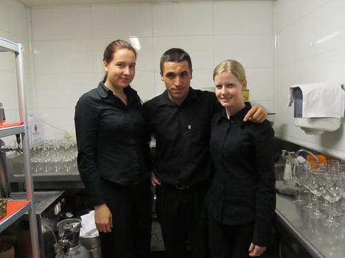 Õpiränne Rakverest Euroopasse ja tagasi, Hispaania 2012