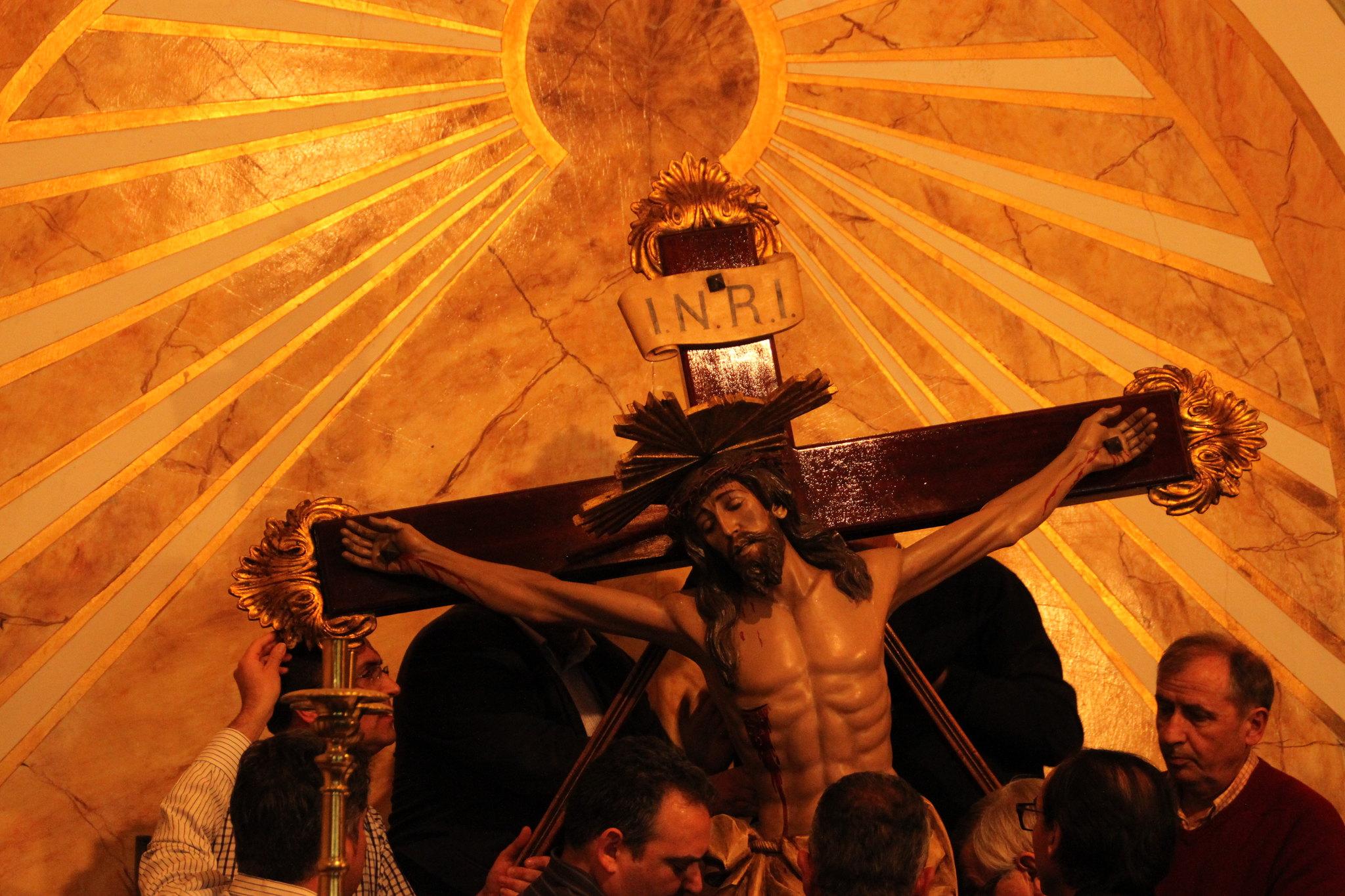 (2014-04-01) -  V Vía Crucis nocturno - Javier Romero Ripoll (210)