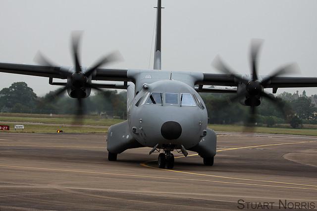 Finnish Air Force CASA C-295M CC-3