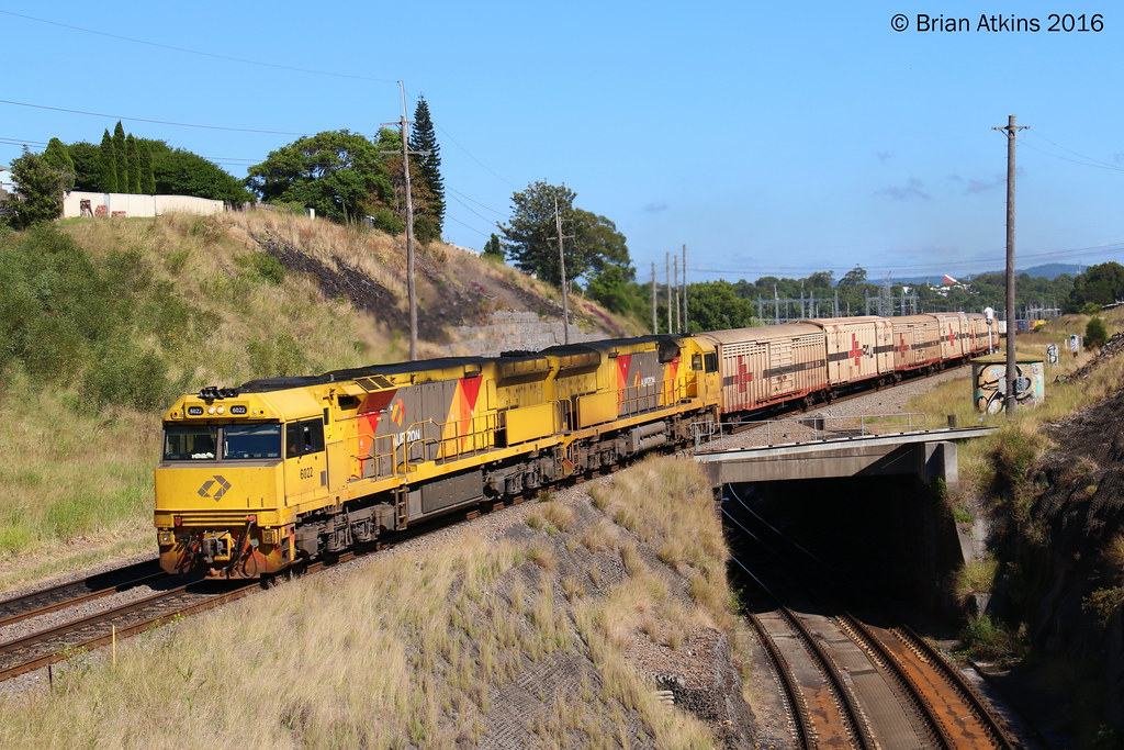 IMG_9648 6022 6024 Waratah 1BM7 7.3.16_1_1 by Brians Railway, Bus and Shipping Collection