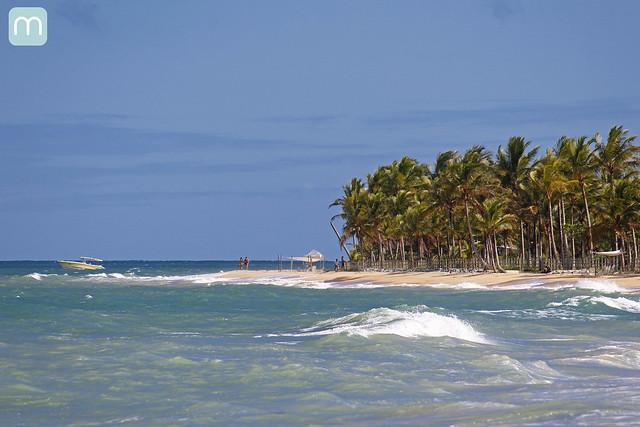 Praia do Rio da Barra em Trancoso