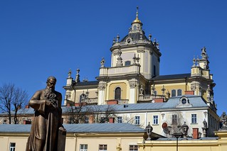 St. George's Cathedral, Lviv