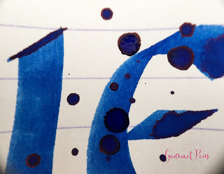 Ink Shot Review Diamine 150th Anniversary Blue Velvet @AppelboomL (6) | by GourmetPens