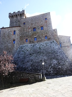 The Castle, Arcidosso | by Nathan Mizrachi