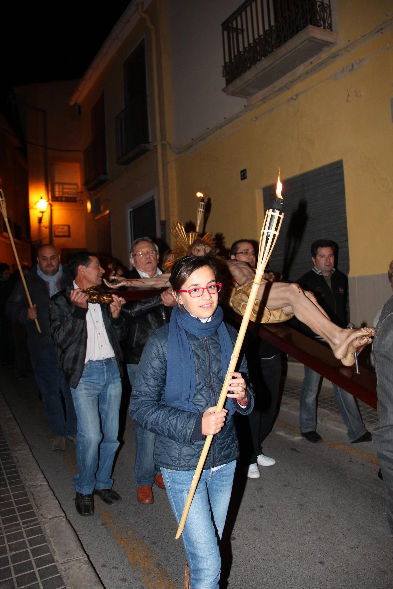 (2012-03-30) - III Vía Crucis nocturno -  Antonio Verdú Navarro  (62)