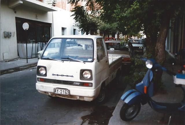 Honda Acty pickup c.1977