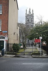 St Joseph's Church from Eccles Street