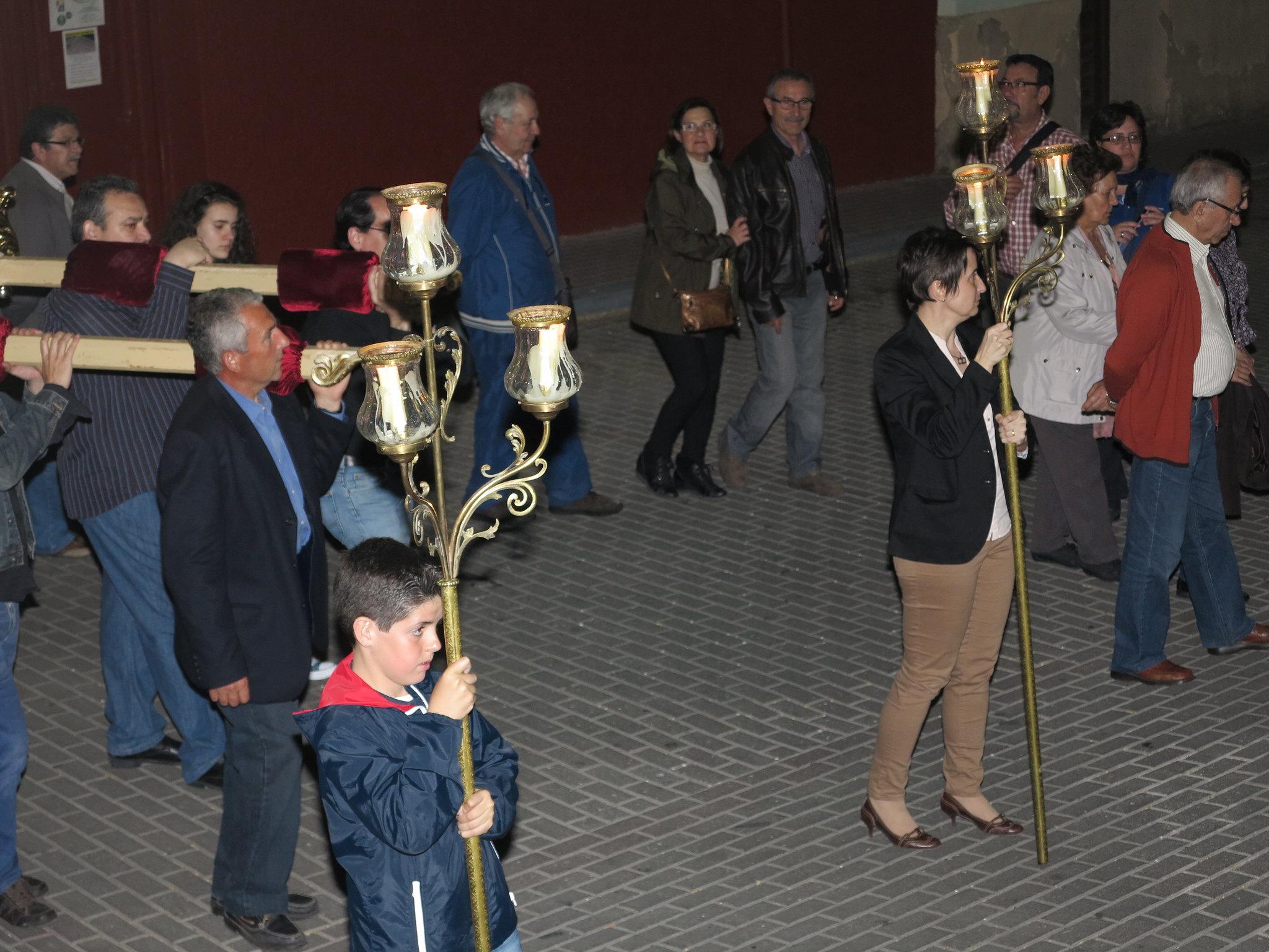 (2014-04-01) - V Vía Crucis nocturno - Antonio José Verdú Navarro (32)