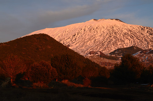 sunset tramonto etna bronte etnaovest monteruvolo ciccioetneo pianodeigrilli