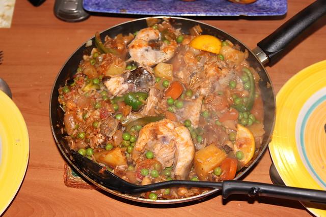 Ann's Caldeirada De Peixe - Portuguese Fish Stew