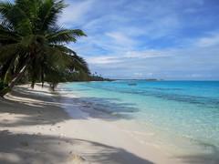 Direction Island Beach
