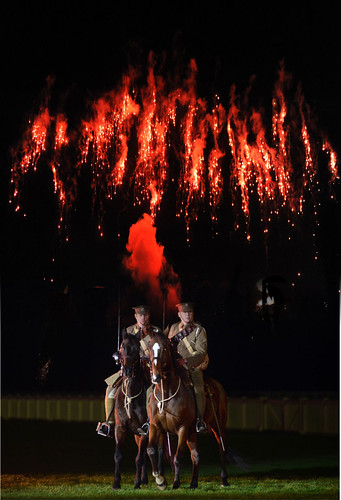 Warhorse at Windsor Racecourse | by Fantastic Fireworks