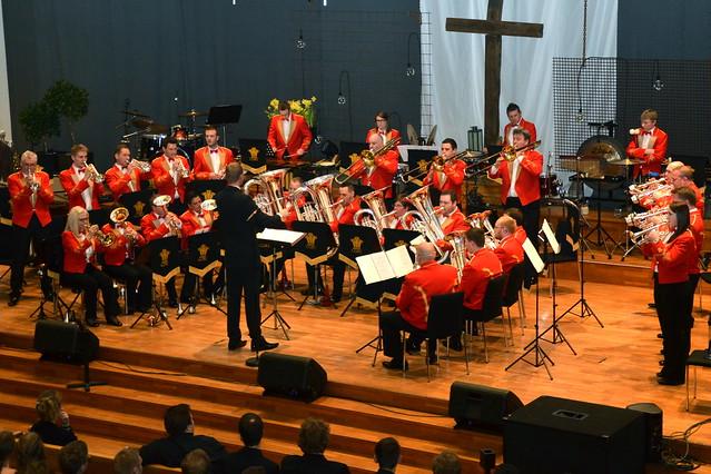 The Cory Band - Lilla Brassfestivalen